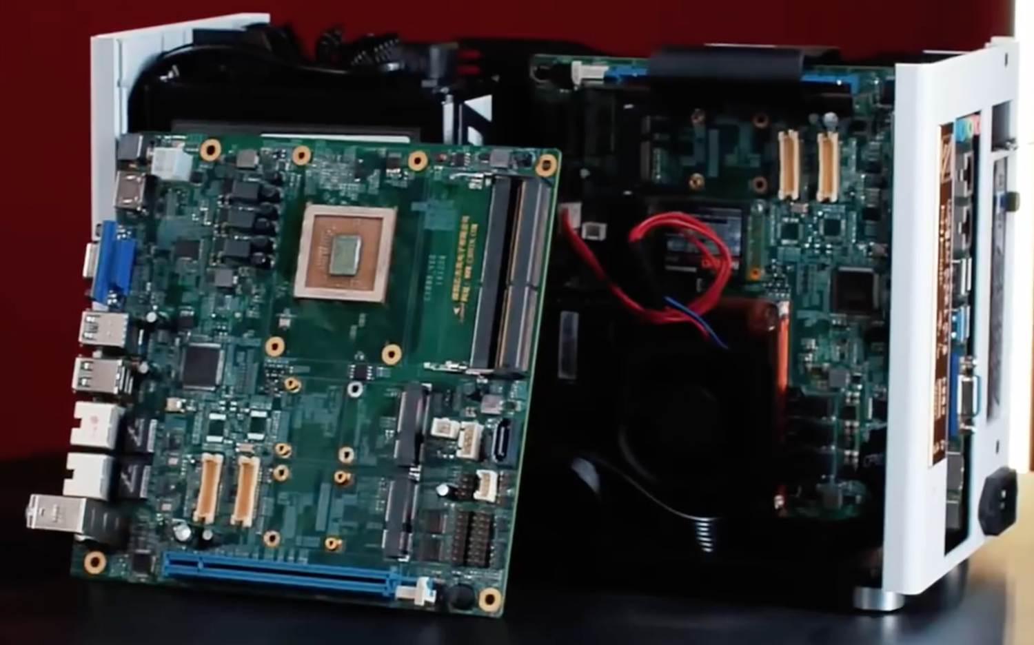 Image of article 'Zhaoxin Kaixian x86 8 Core CPUs Now Available in the DIY Channel'