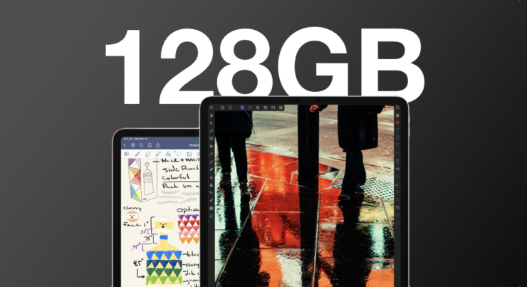 2020 iPad Pro comes with 128GB of base storage