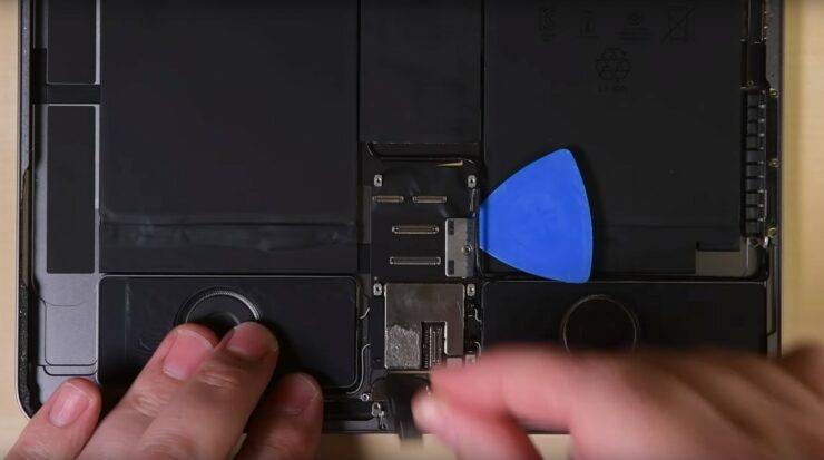 2020 iPad Pro teardown