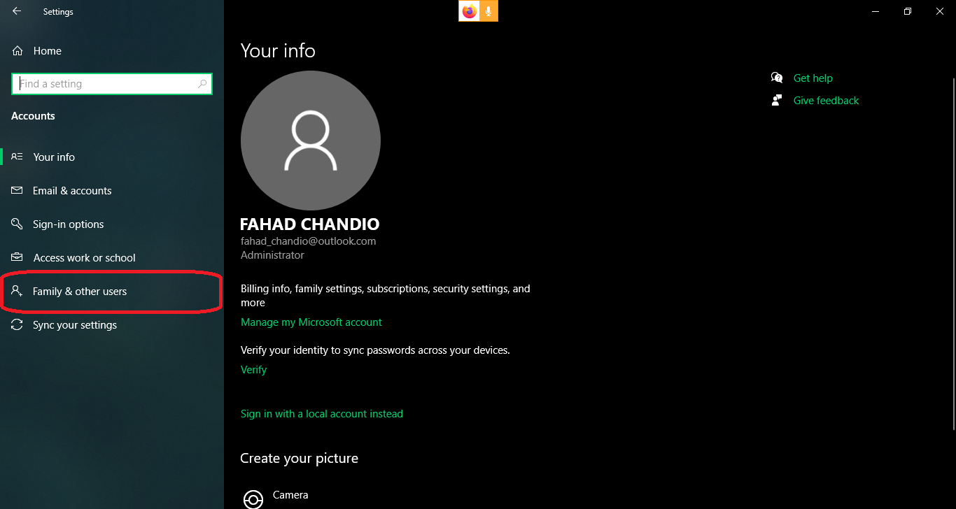 How to Make an Account for Your Child on Windows 10 PC