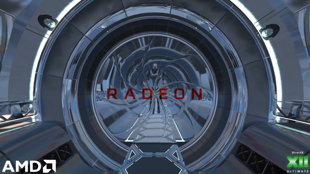 La tarjeta gráfica AMD Radeon RX 6000 Series 'Big Navi' presentada en Fortnite, RDNA 2 para jugadores de PC podría ser inminente 5