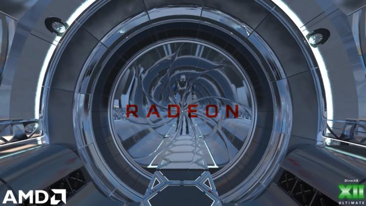 Amd Rdna 2 Gpu Directx Raytracing Demo For Radeon Rx Navi 2x Next Gen Consoles Unveiled