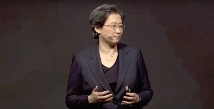 AMD C.E.O. financial analyst day 2020