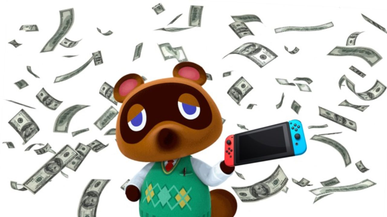 Animal Crossing New Horizons Monetized