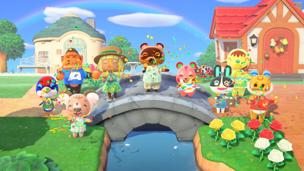 """Huge"" Animal Crossing New Horizons Opening Sales Inbound, Analyst Says; Expected to be Among Top 3 Biggest Switch Launches"