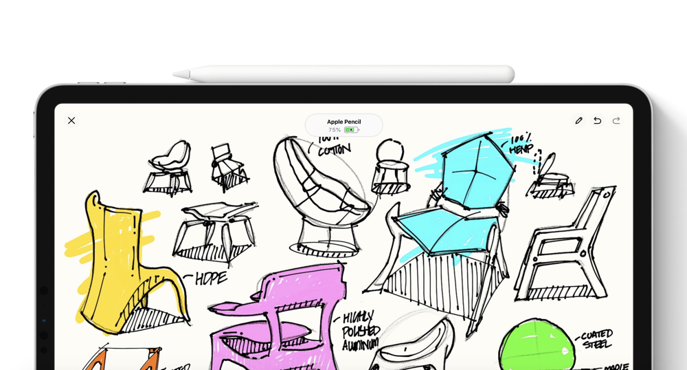 Save $12 on a brand new Apple Pencil 2