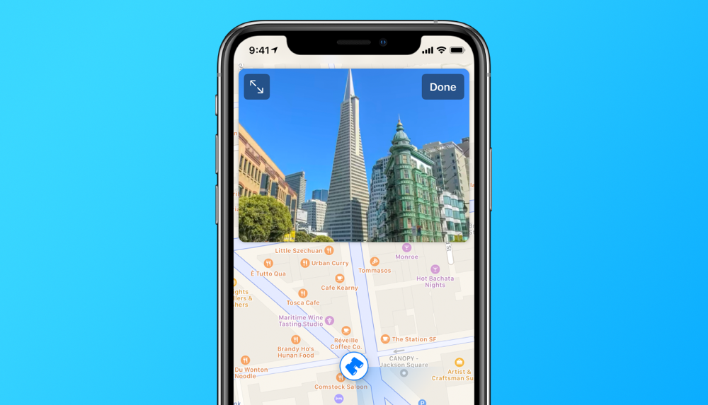 Learn to use Street View / Look Around feature in Apple Maps for both iPhone and iPad