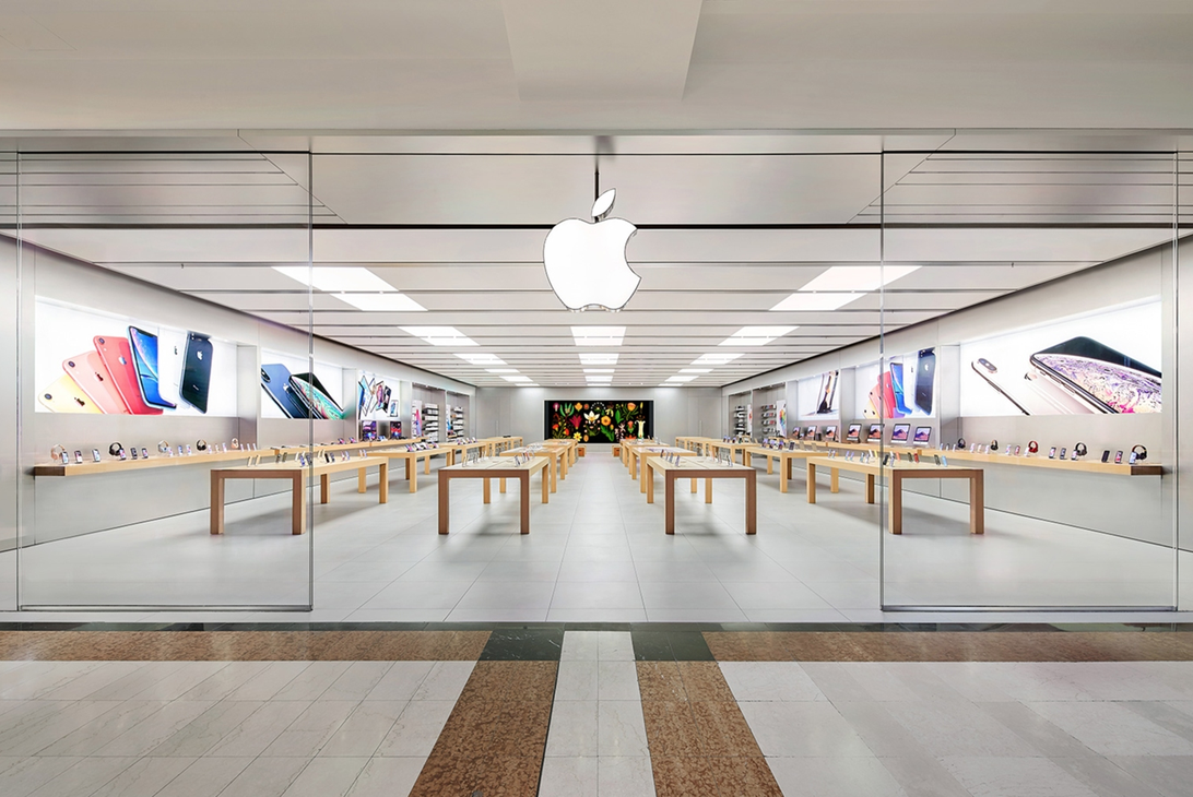 Devices sent in to Apple for repairs can't be picked up until stores open