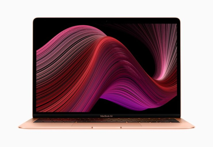 2020 MacBook Air is now official