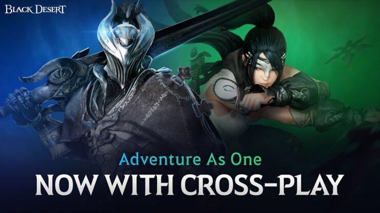 cross-play black desert online