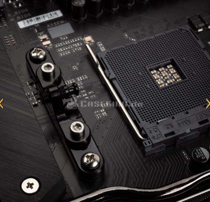 AMD Ryzen 3000 CPU AIO Brackets