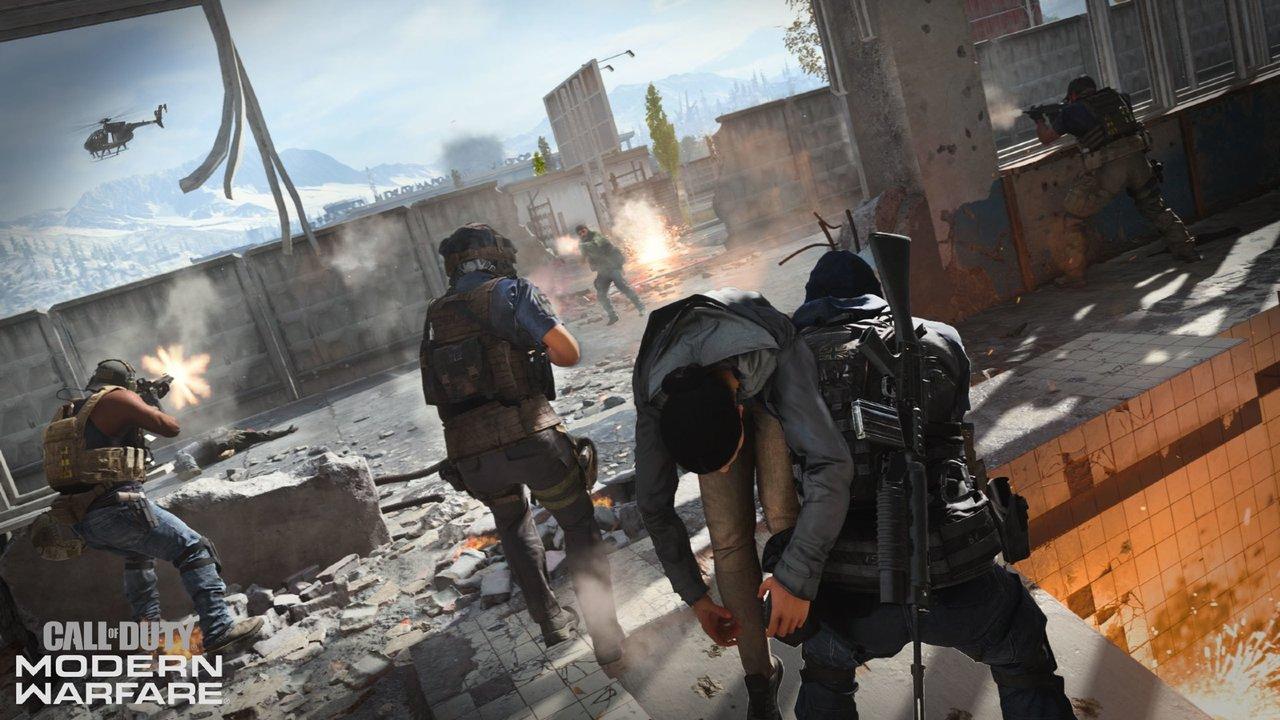 Call of Duty: Warzone es la batalla real más grande y desagradable hasta el momento 3