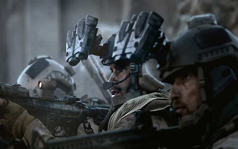 Call Of Duty Modern Warfare To Become A Best Of Game With Over