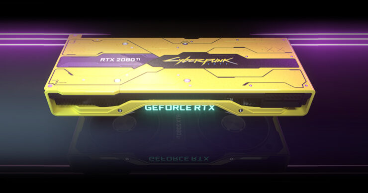 Cyberpunk 2077 GeForce RTX 2080 Ti Limited Edition