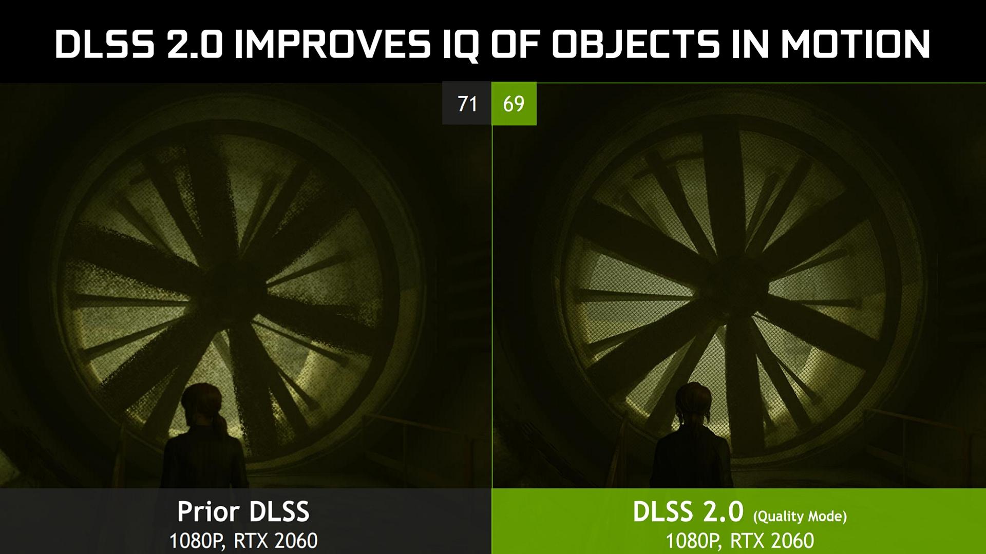Nvidia presenta el DLSS 2.0, un importante impulso para el rendimiento de los juegos 2