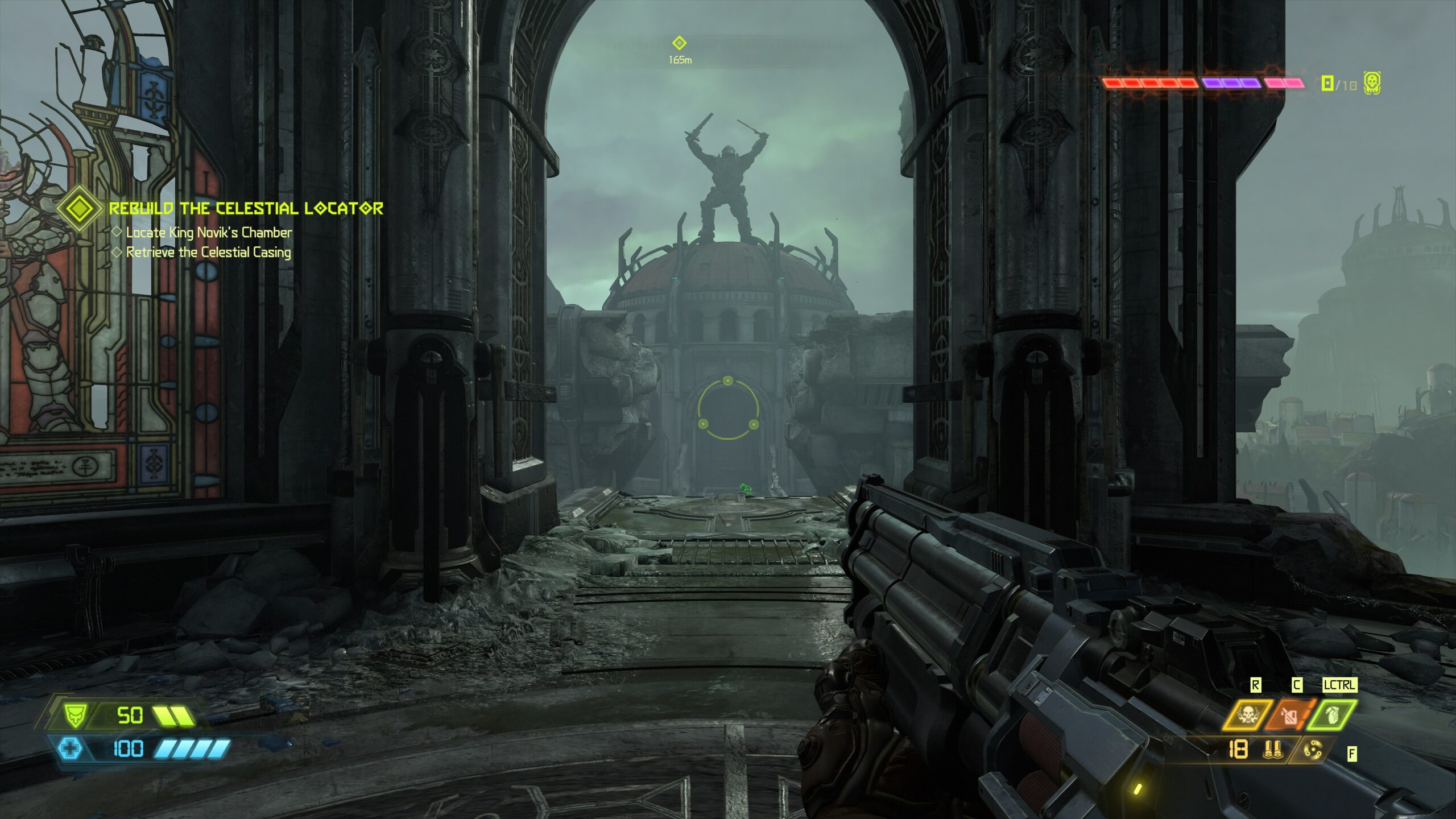 Doom Eternal Pc Performance Analysis Rip And Tear Without A Care