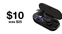 Buy true wireless earphones for just $10 today