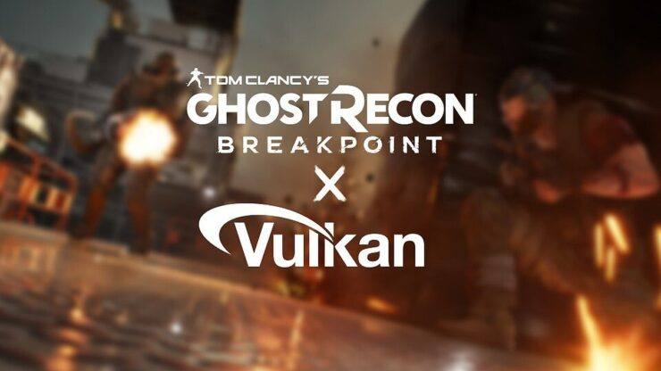 Ghost Recon Breakpoint Vulkan