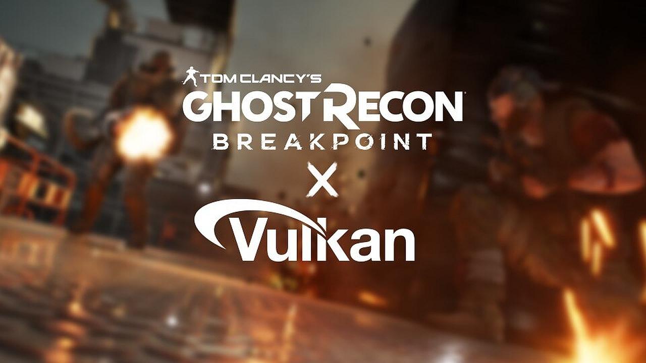 Ghost Recon Breakpoint Vulkan