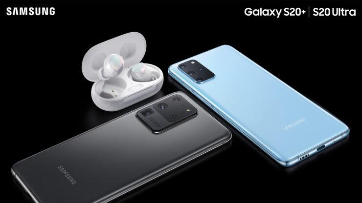 Galaxy S20 Update