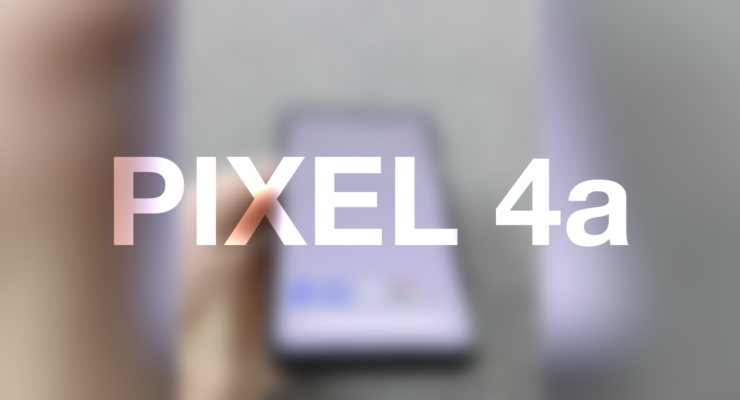 Google Pixel 4a leaked online
