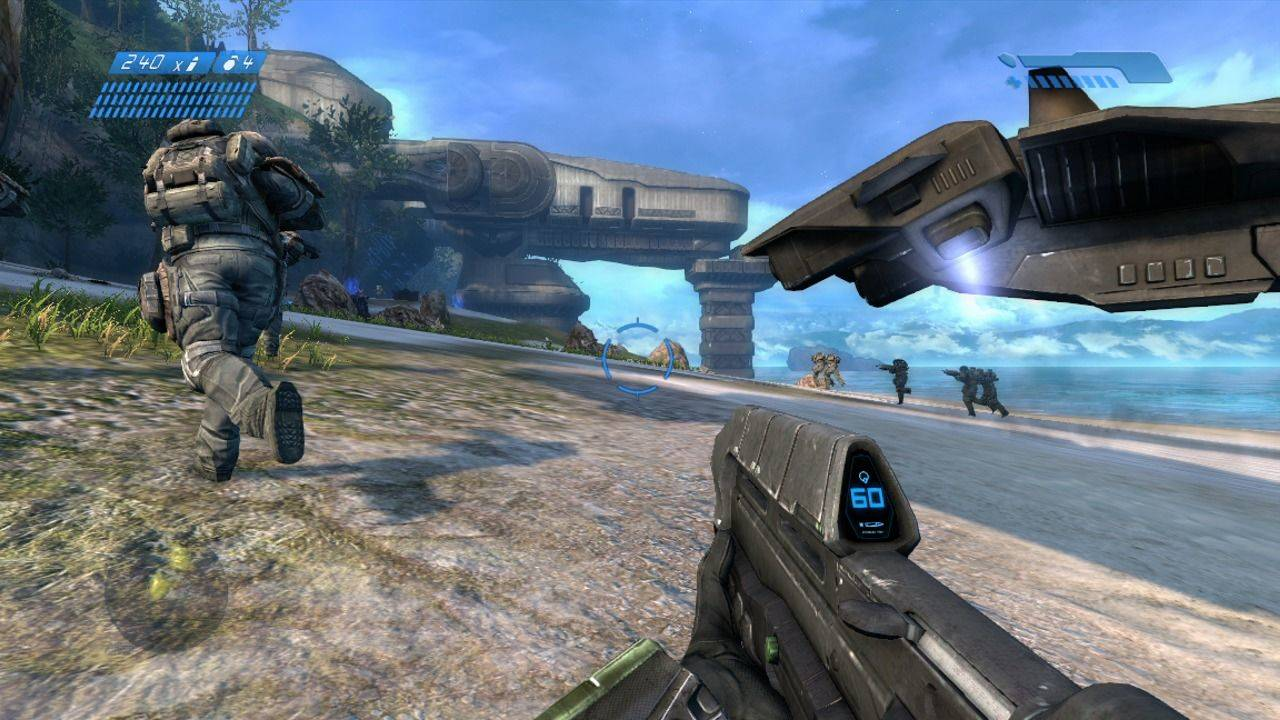 Halo Combat Evolved termasuk dalam game online ringan pc terbaik