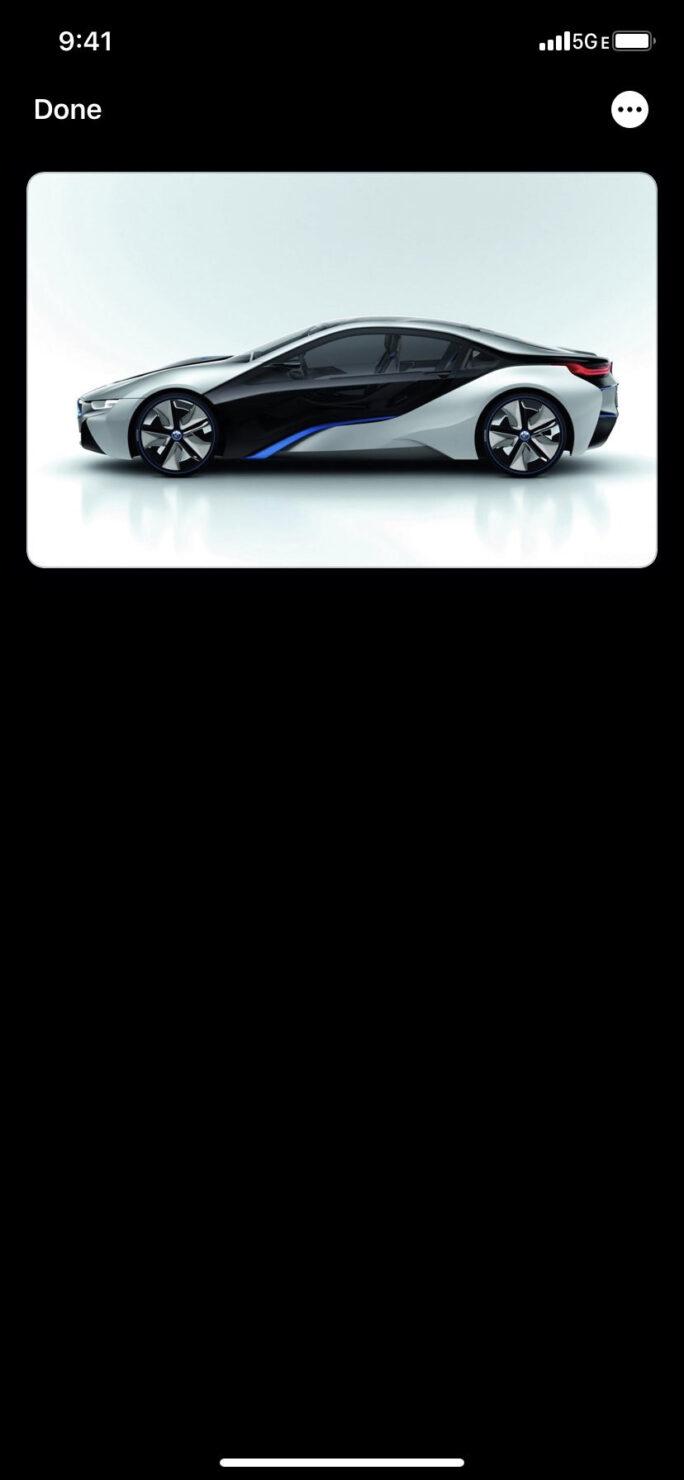 iOS 14 CarKey BMW