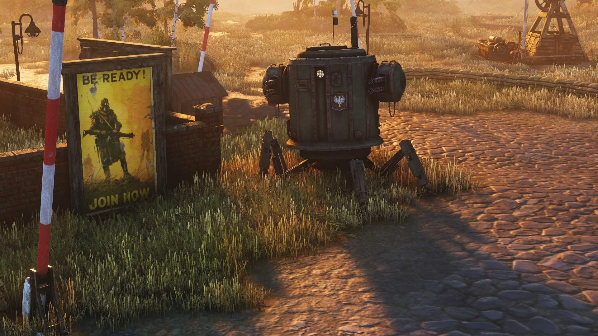 Iron Harvest Preview Company Of Heroes Goes Mech