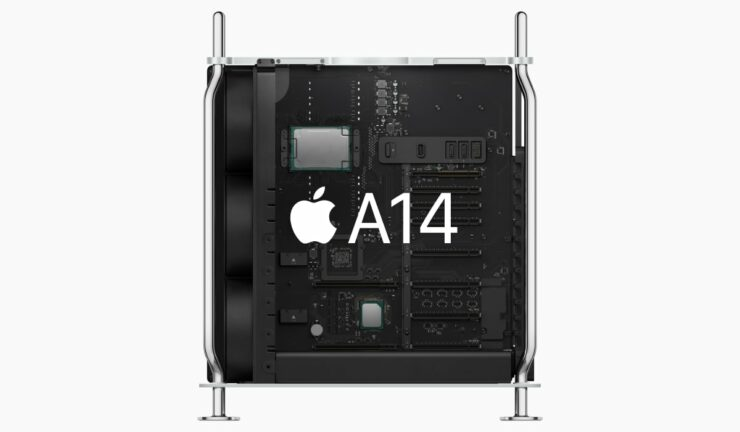 Mac Pro ARM Processor