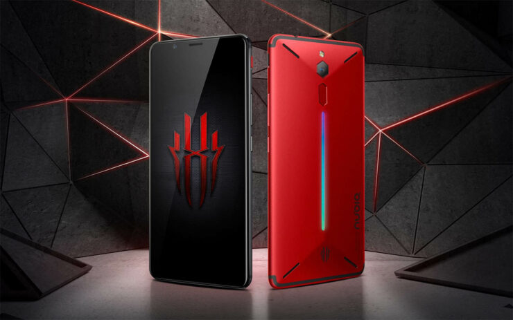 Nubia Red Magic 5G to Offer World's First 300Hz Touch Sampling Rate