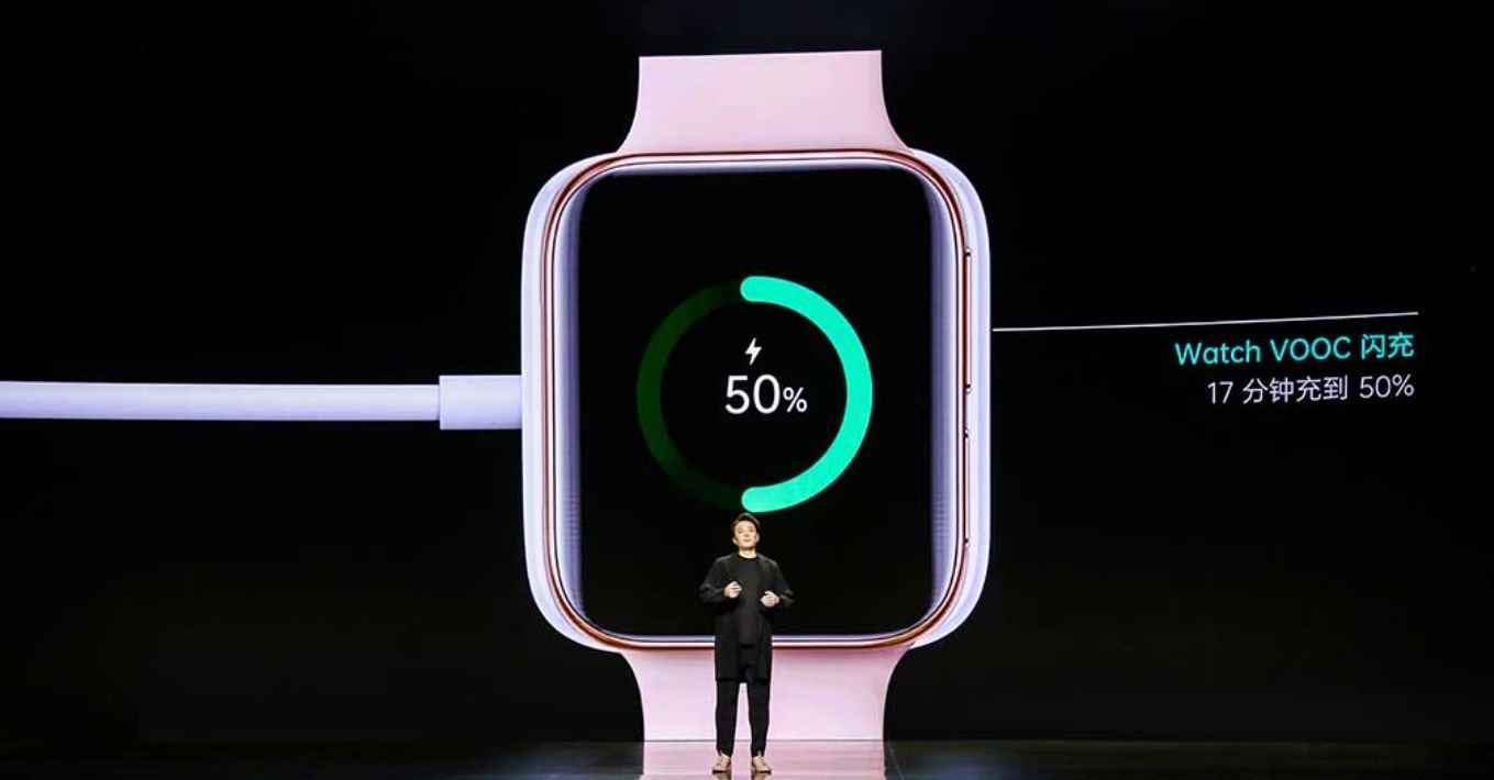 Se anuncia el reloj OPPO: cuenta con pantalla AMOLED de 1.91 pulgadas, sistema de resistencia de doble chip, carga de flash VOOC, más 3