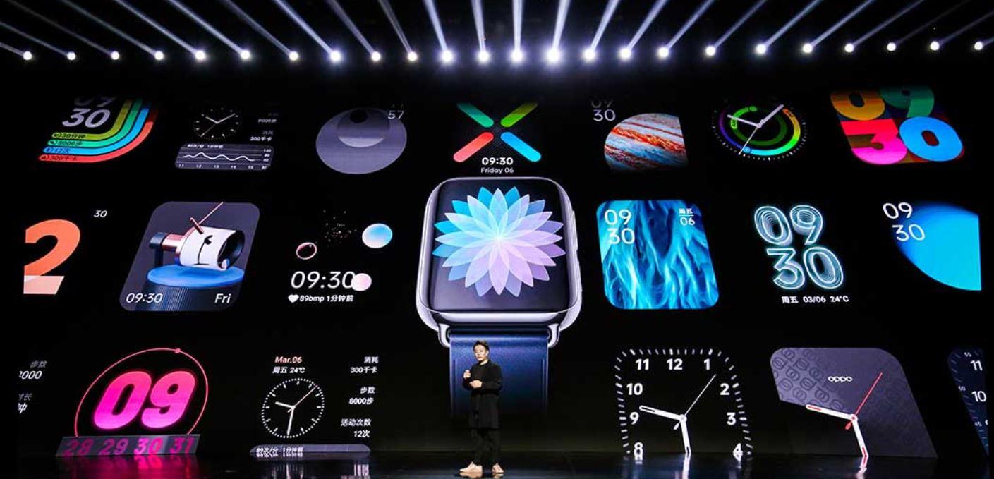 Se anuncia el reloj OPPO: cuenta con pantalla AMOLED de 1.91 pulgadas, sistema de resistencia de doble chip, carga de flash VOOC, más 1
