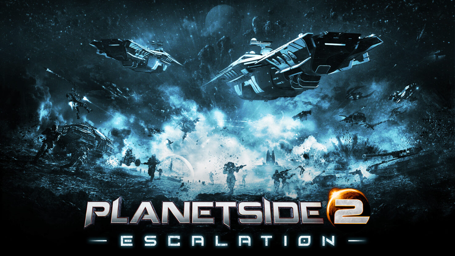 PlanetSide 2 Escalation