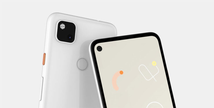 New Pixel 4a Leak Shows Handset With Punch-Hole Camera Wrapped in Fabric-Type Case
