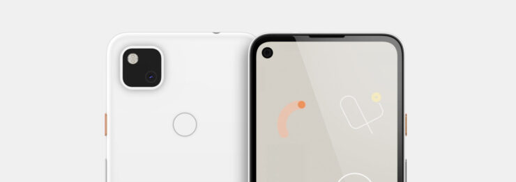 Pixel 4a live images