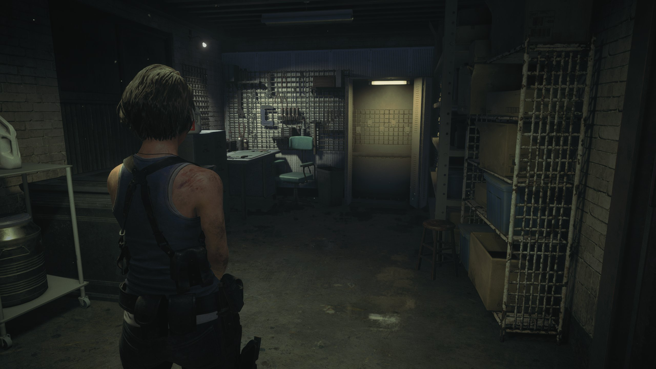 Resident Evil 3 Remake Demo Out Of Bounds Areas Showcased In Brand