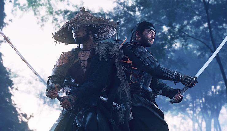 Ghost of Tsushima Has Only One Ending, Decapitation and Body Part ...