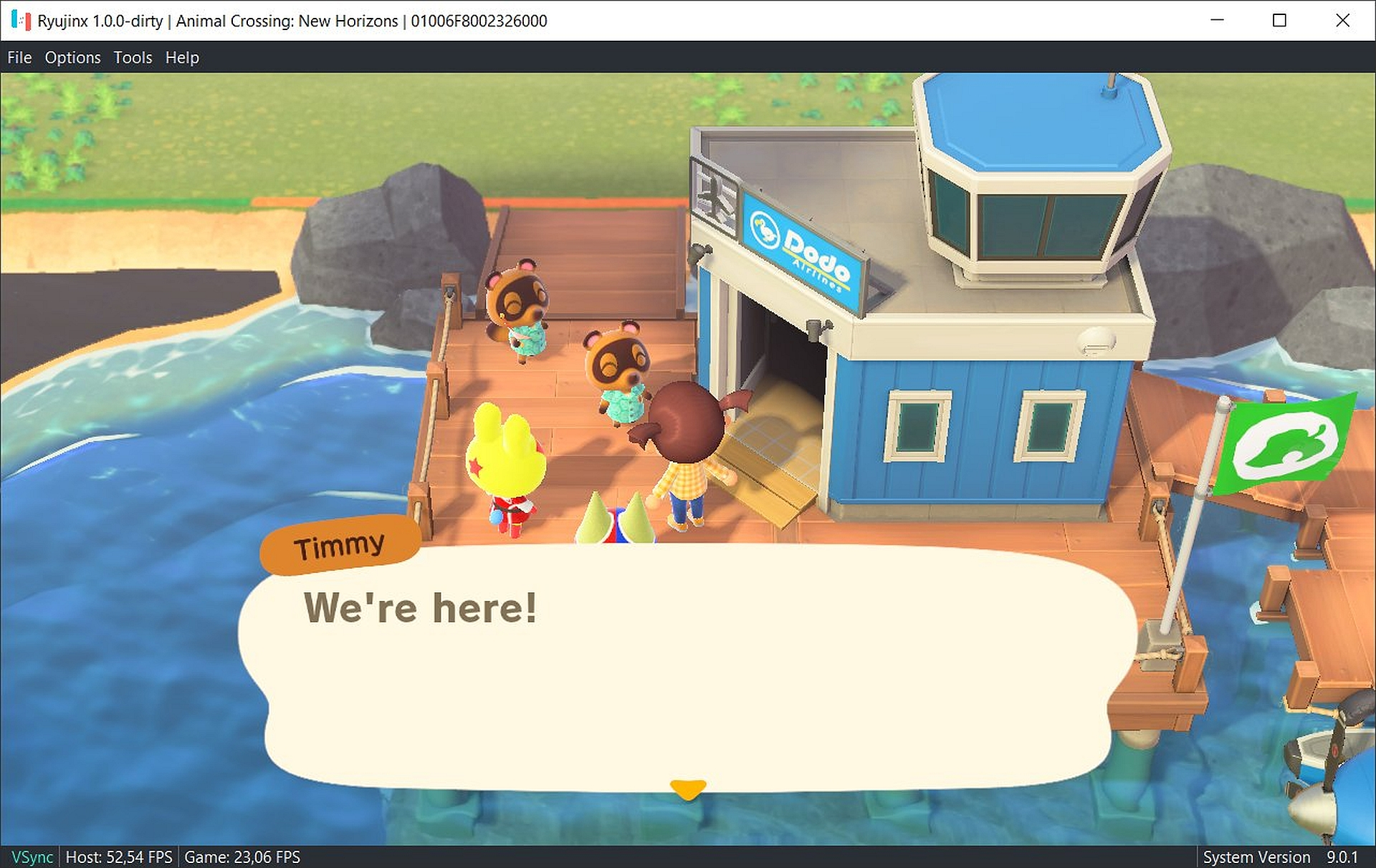 Animal Crossing New Horizons Already Works On Pc Through Ryujinx Emulator