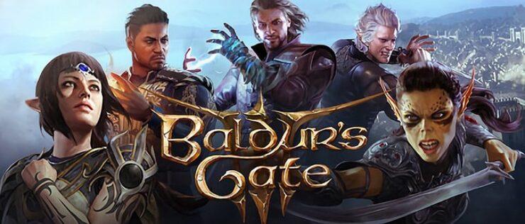 Baldur's Gate 3 Art