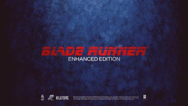 Blade Runner Enhanced nightdive