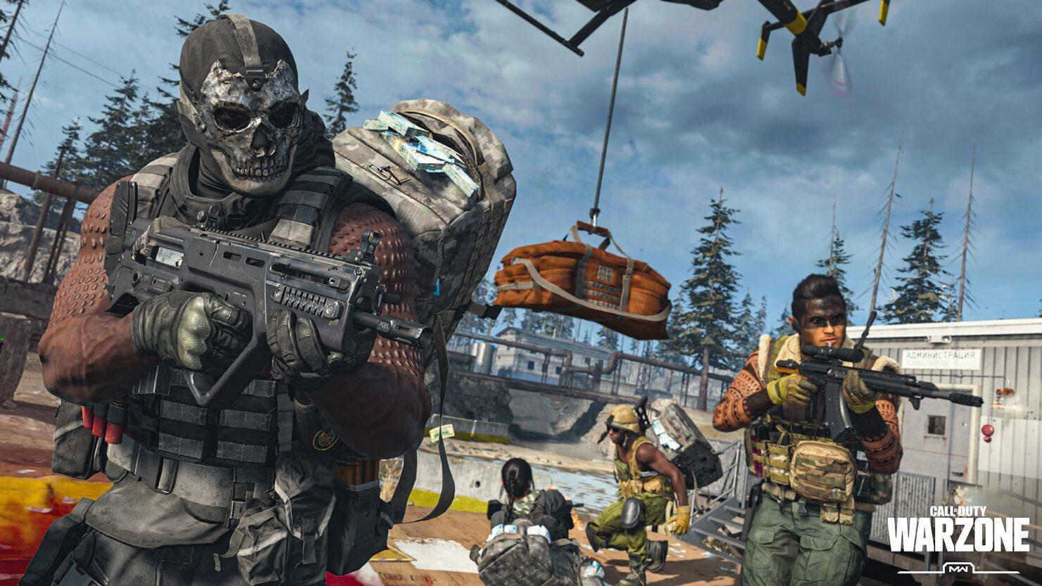 Call of Duty: Warzone es la batalla real más grande y desagradable hasta el momento 1