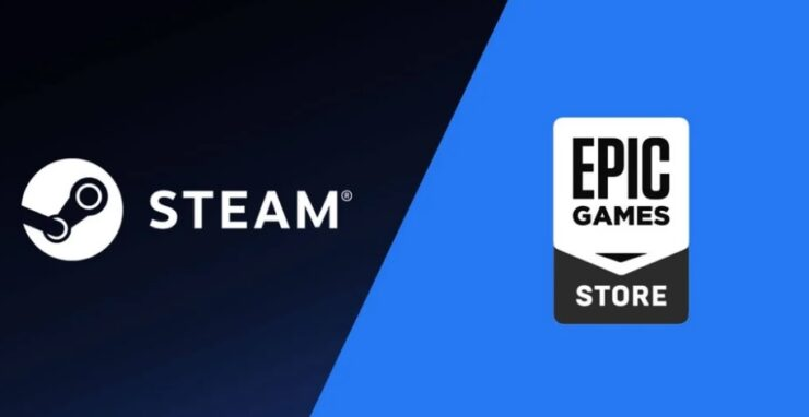 gabe newell epic games store steam apple