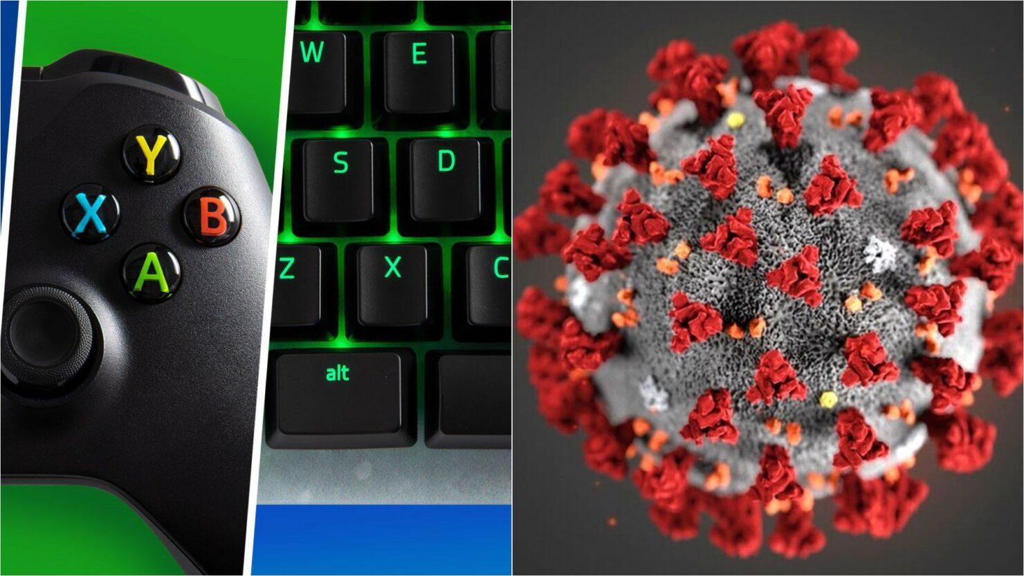 COVID-19 and gaming GameStop