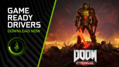 Game Ready driver DOOM Eternal