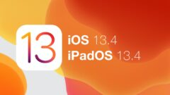 iOS 13.4 security iPadOS 13.4 security Download iOS 13.4 / iPadOS 13.4 today with new features and changes for iPhone and iPad