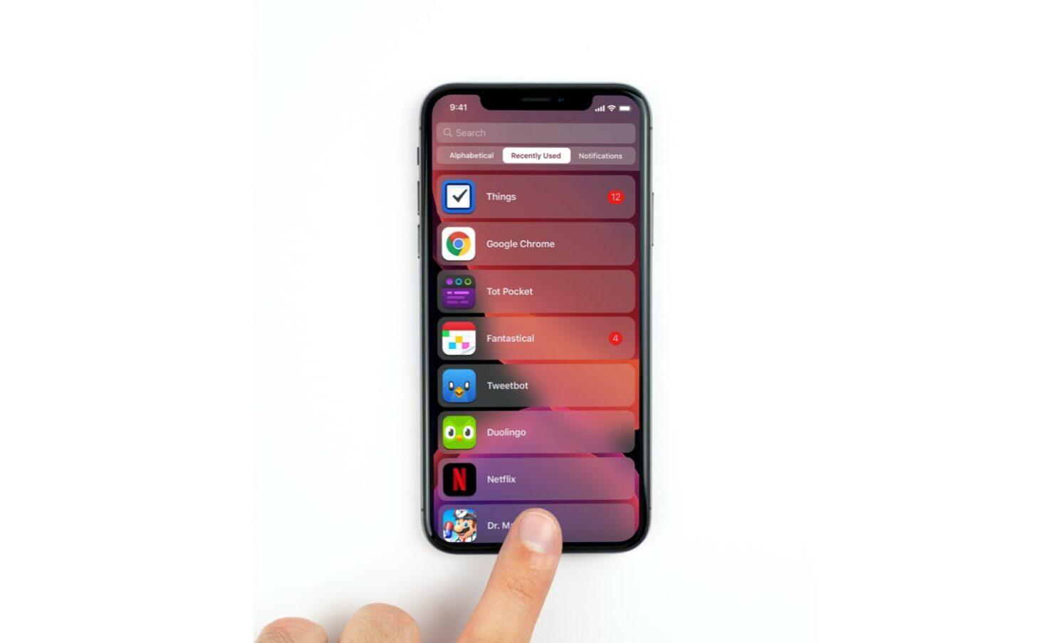 iOS 14 Mockup