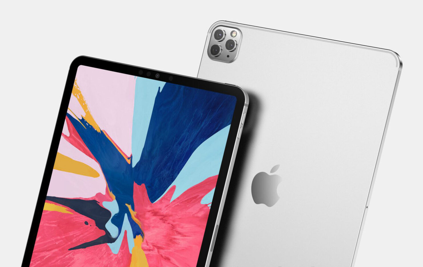 Four New iPad Pro Models With Two Display Sizes Were Spotted in Chinese Manual