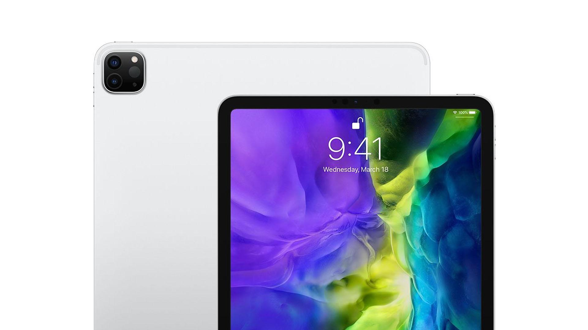 Restart 2020 iPad pro