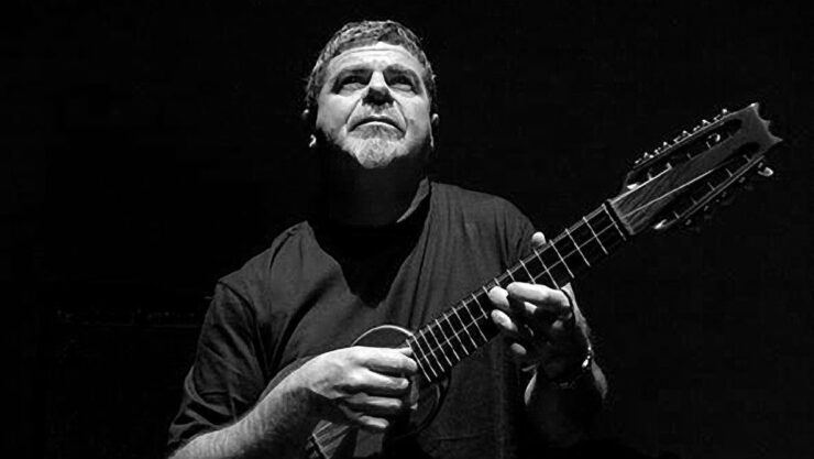 the last of us composer hbo series Gustavo Santaolalla