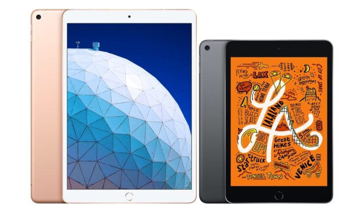 iPad Air 3 and iPad mini 5 see hefty discounts for limited time